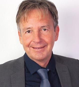 Heinz Dingfelder - Vorstandsvorsitzender