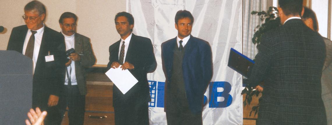 Gründung NBB