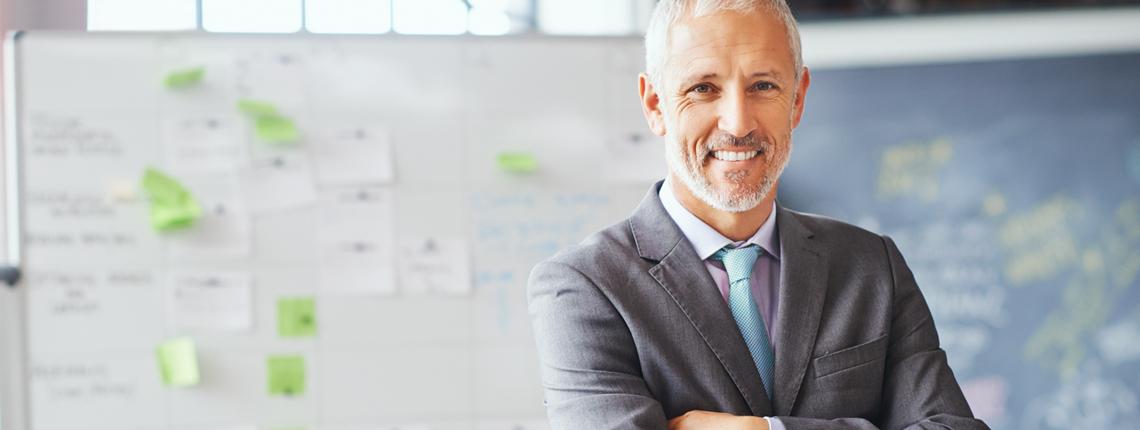 Position im Unternehmen: Geschäftsführer