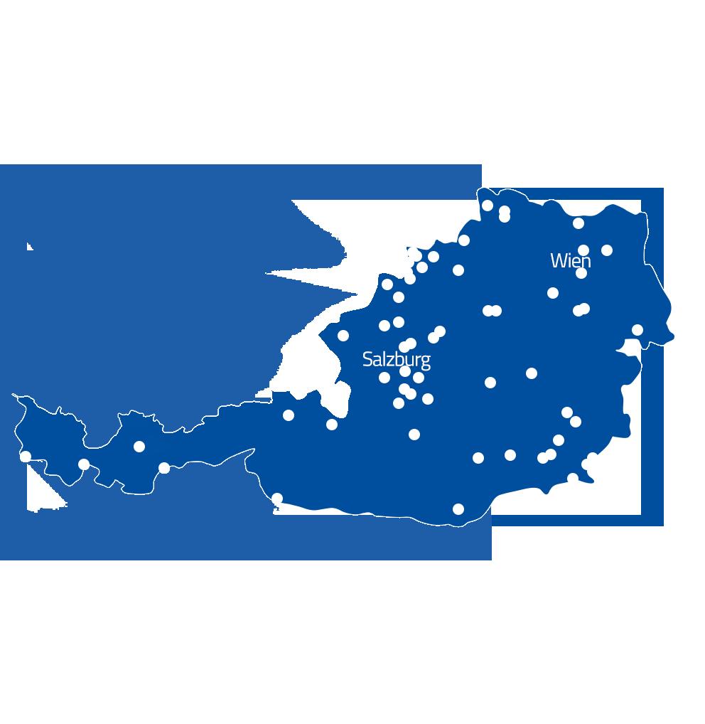 Standortkarte DFH