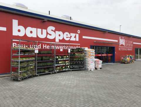 bauSpezi eröffnet in Oppenheim