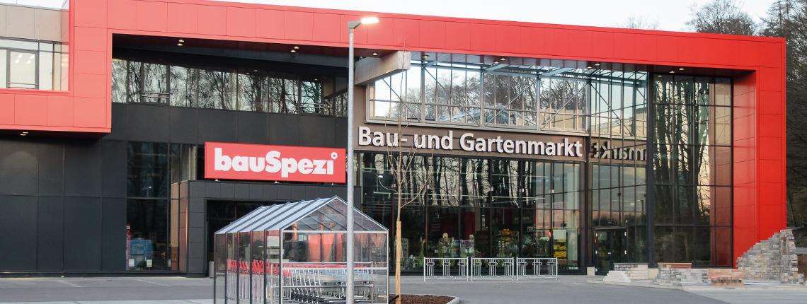 bauSpezi Baumarkt in Parsberg (Bayern)