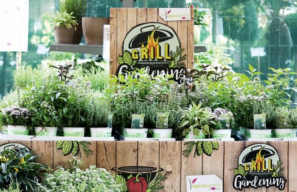 Tischkonzepte Grill Garden